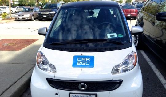 Using Car2Go for travel | www.RTWgirl.com