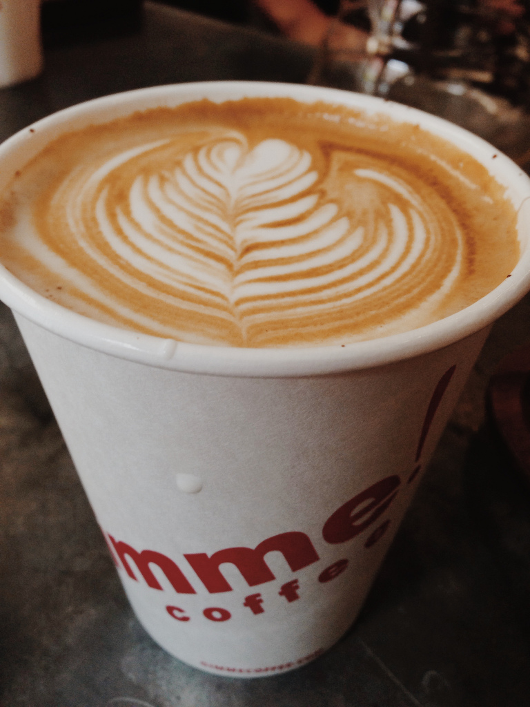 Gimme Coffee - New York Coffee | www.rtwgirl.com