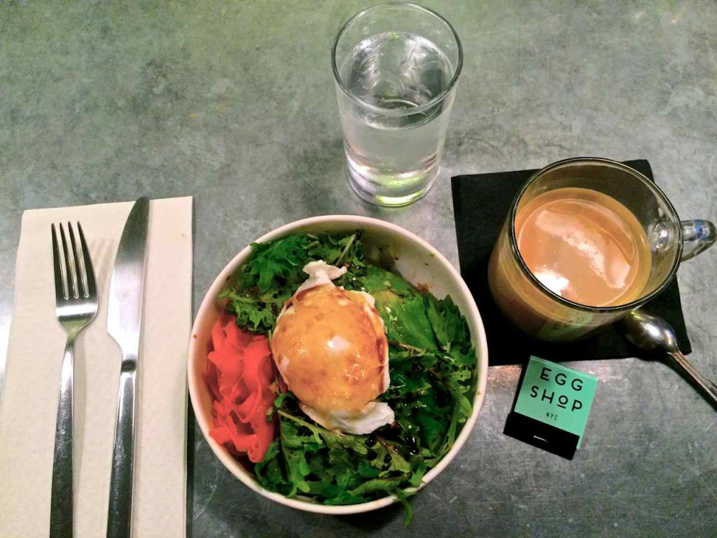 Eggshop NYC- NEW YORK FOOD GUIDE - www.rtwgirl.com