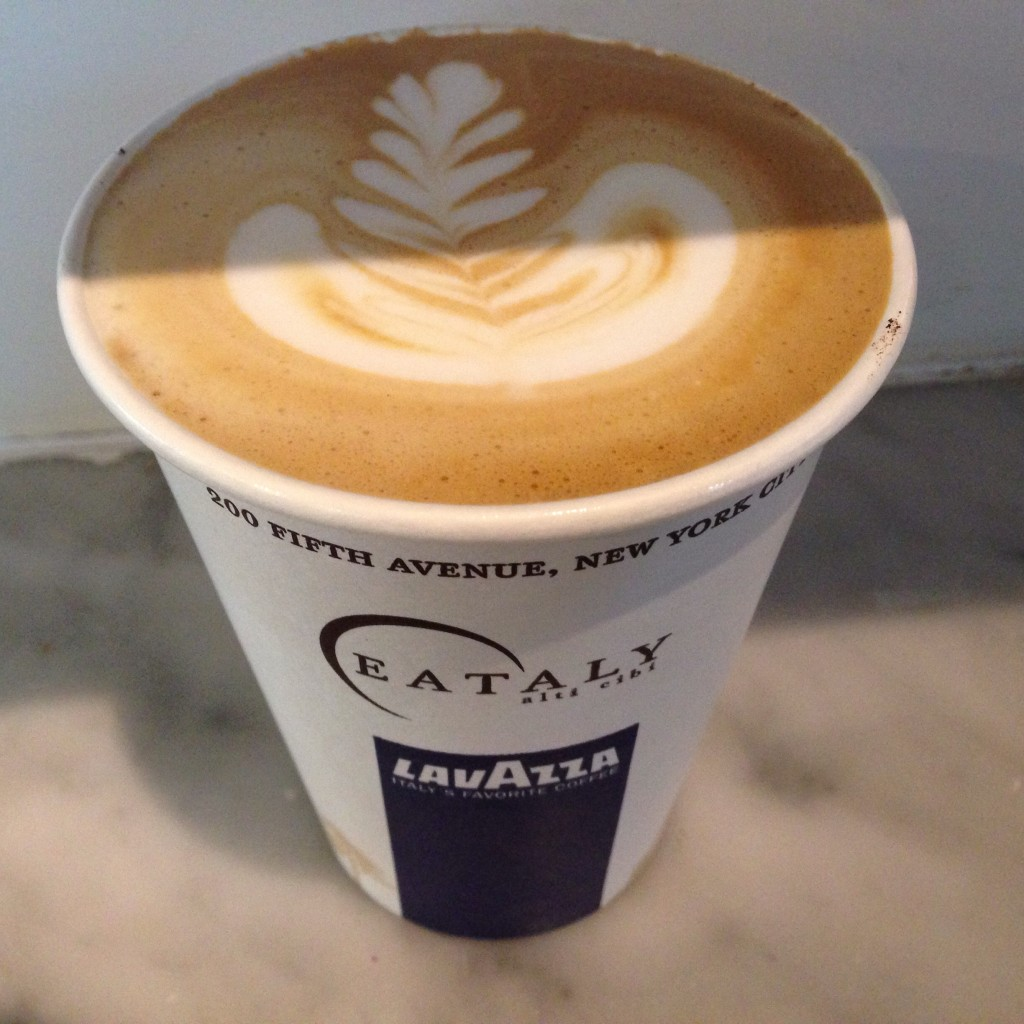 Lavazza at Eataly NYC