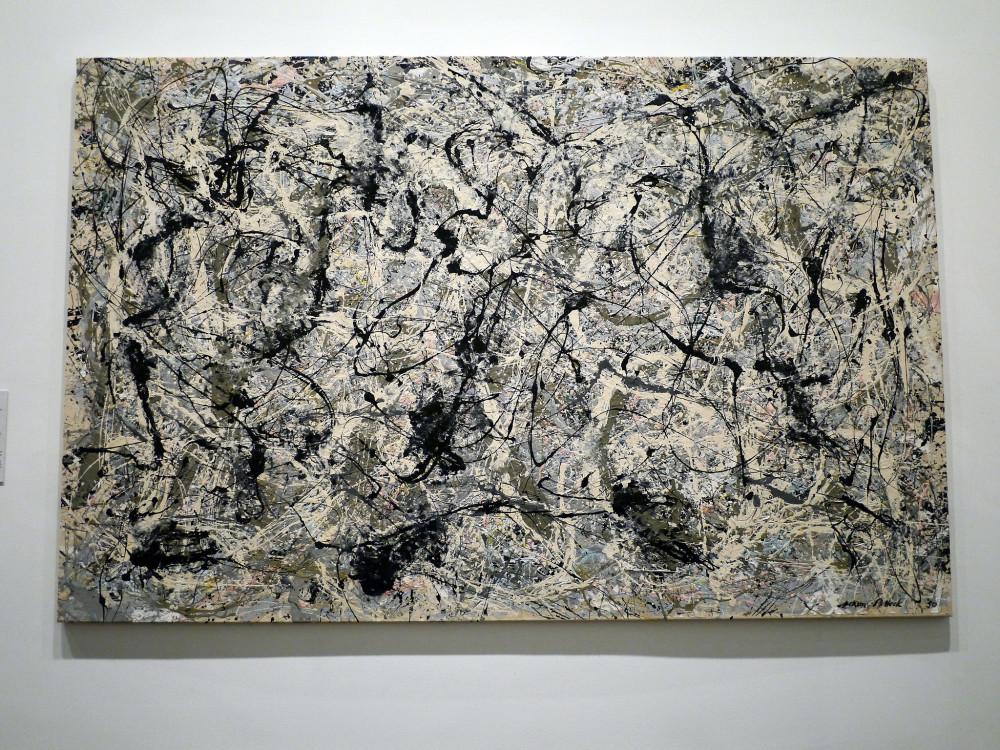 Jackson Pollock MOMA - NYC CityPASS | www.rtwgirl.com