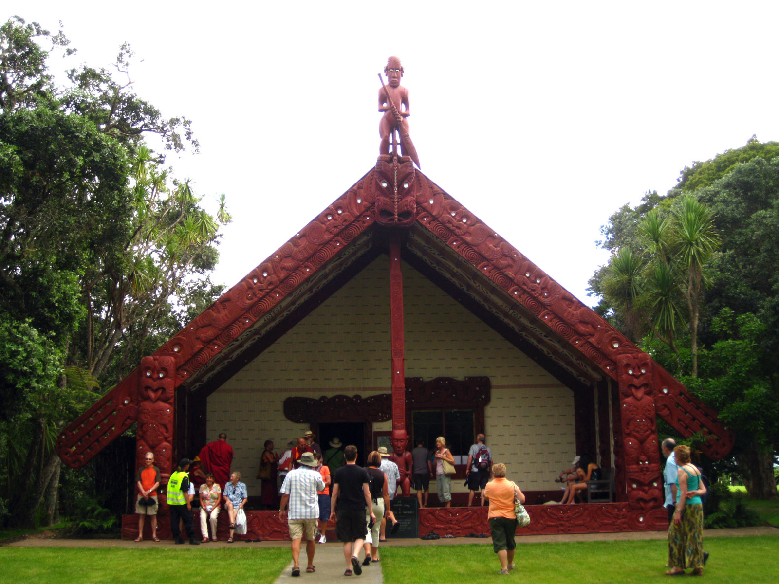 Waitangi Day Celebrations - Bay of Islands New Zealand