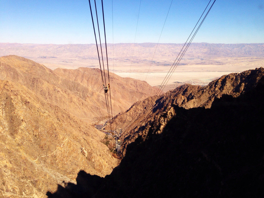 Palm Springs Tramway - Palm Springs Weekend Guide