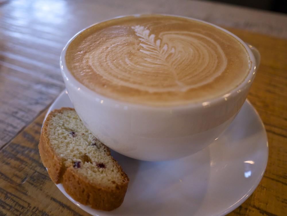 Cafe Fix Nita Lake Lodge Whistler via http://rtwgirl.com