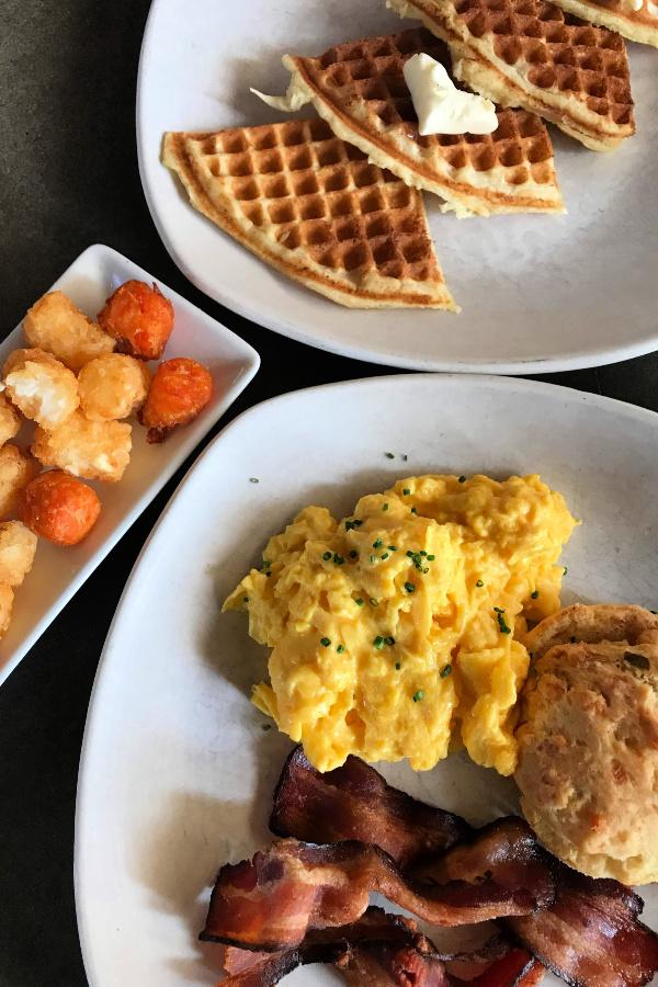 Cheeky's Breakfast Brunch Palm Springs