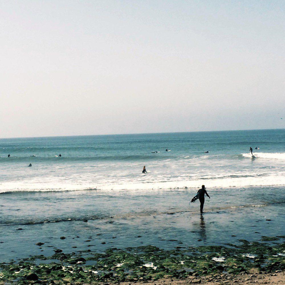 Ventura Beach - California Road Trip