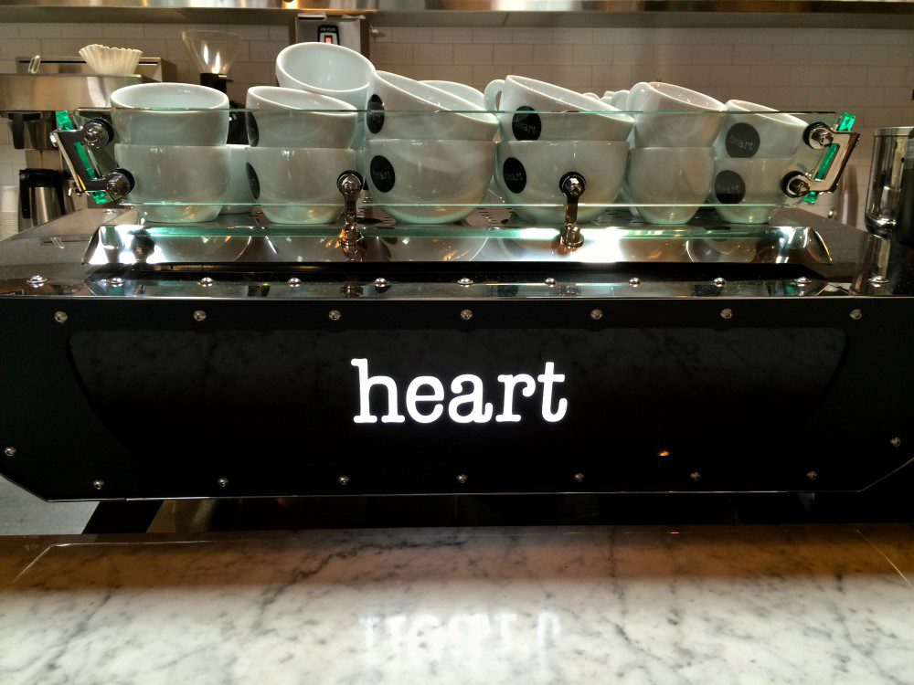 Heart Roaster - Portland Coffee