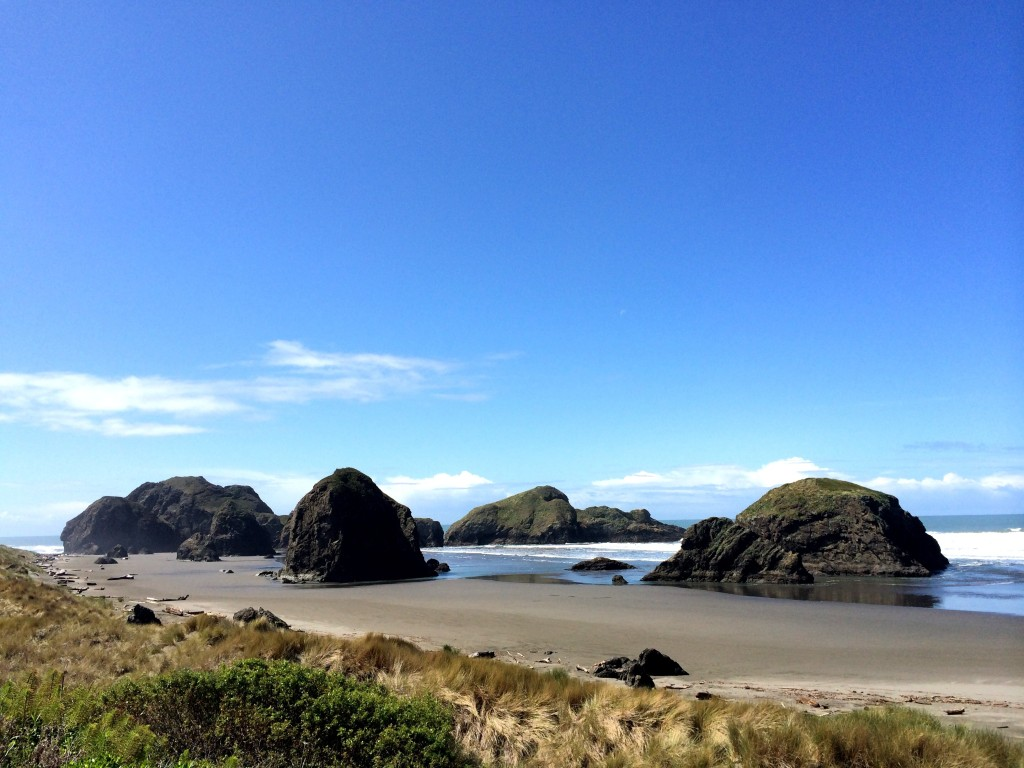 Meyers Creek Beach, Oregon
