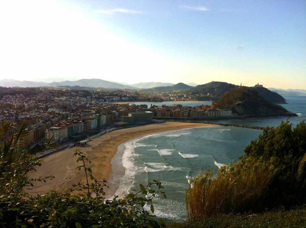San Sebastian Spain | www.rtwgirl.com