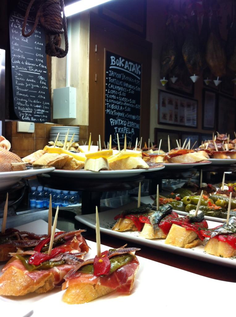 San Sebastian food guide | www.rtwgirl.com