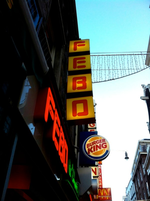 Febo - Dutch snacks To Try In The Netherlands