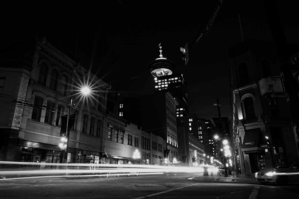 Gastown Long Exposure - Vancouver Photowalks | www.rtwgirl.com