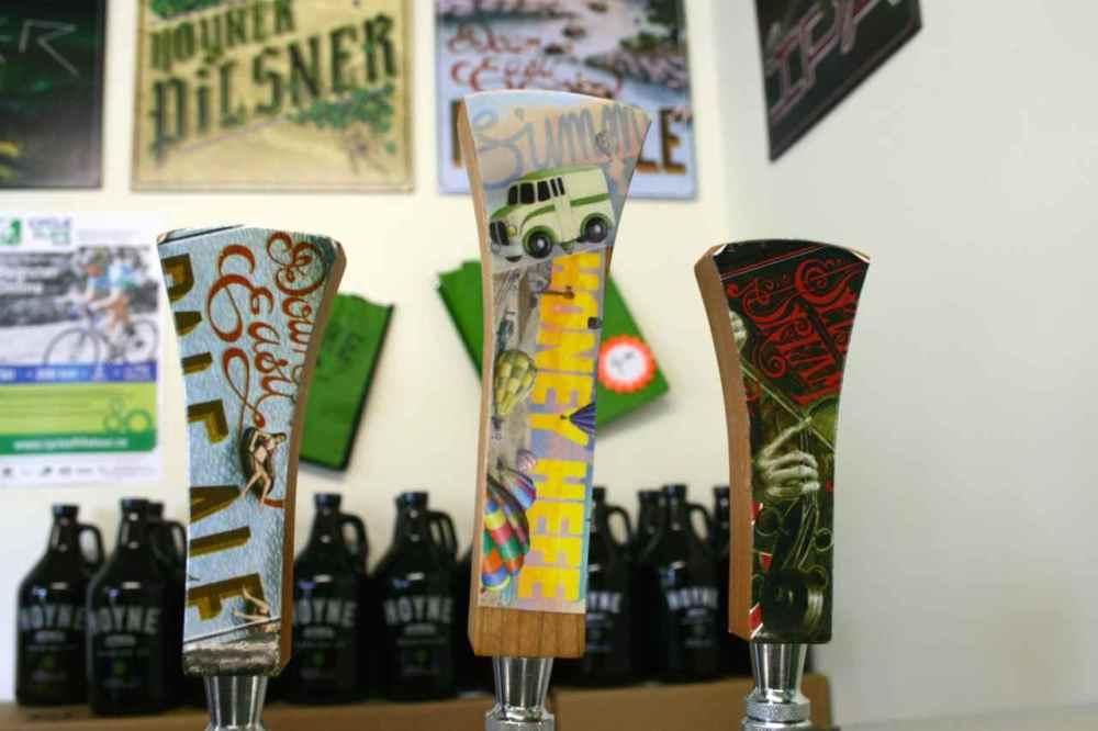 Hoyne Brewery Victoria - BC Craft Beer