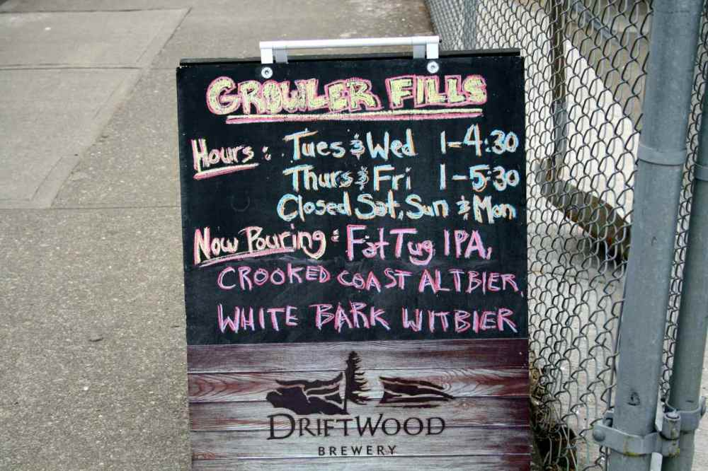 Driftwood Brewery Victoria