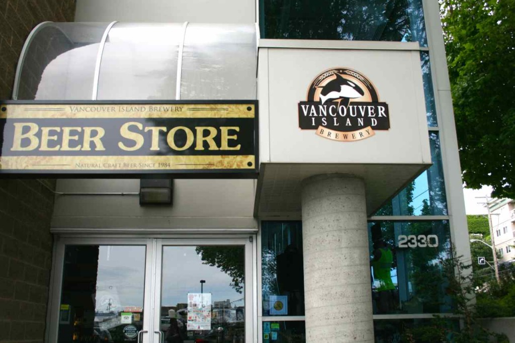 Vancouver Island Brewing - BC Craft Beer | www.rtwgirl.com