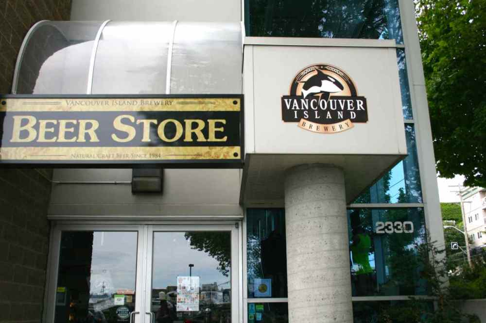 Vancouver Island Brewing - BC Craft Beer