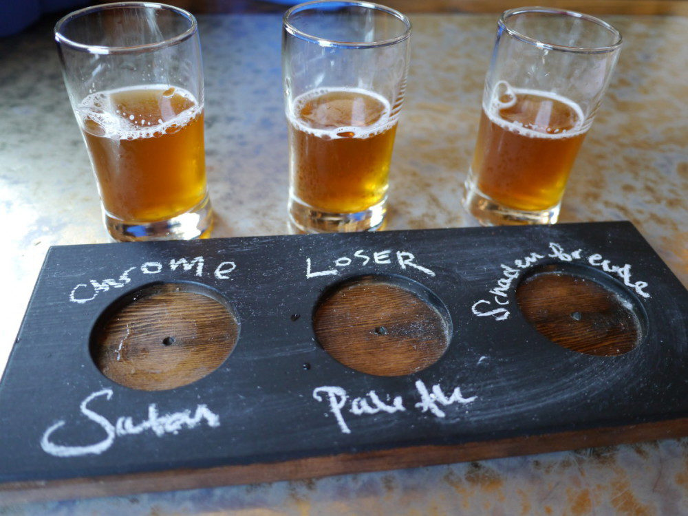 The Pedaler Bicycle Tour Victoria - BC Craft Beer