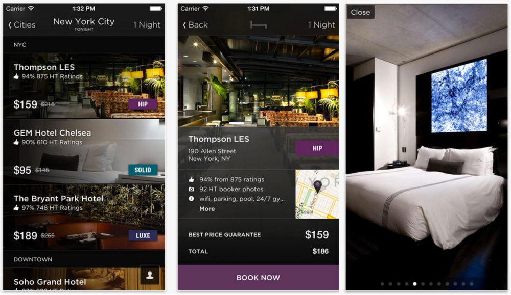 Hotel Tonight- Best Travel Apps | www.rtwgirl.com