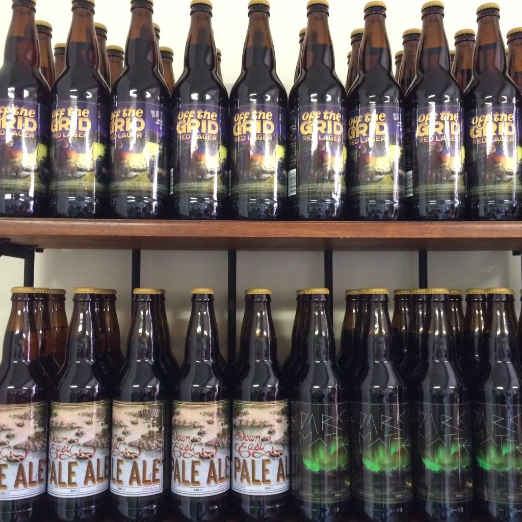 Vancouver Island Brewery Cerveza