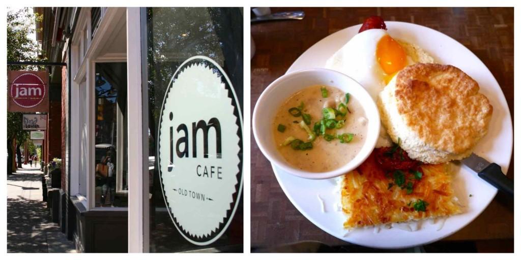 Victoria Food Guide - Jam Cafe | www.rtwgirl.com