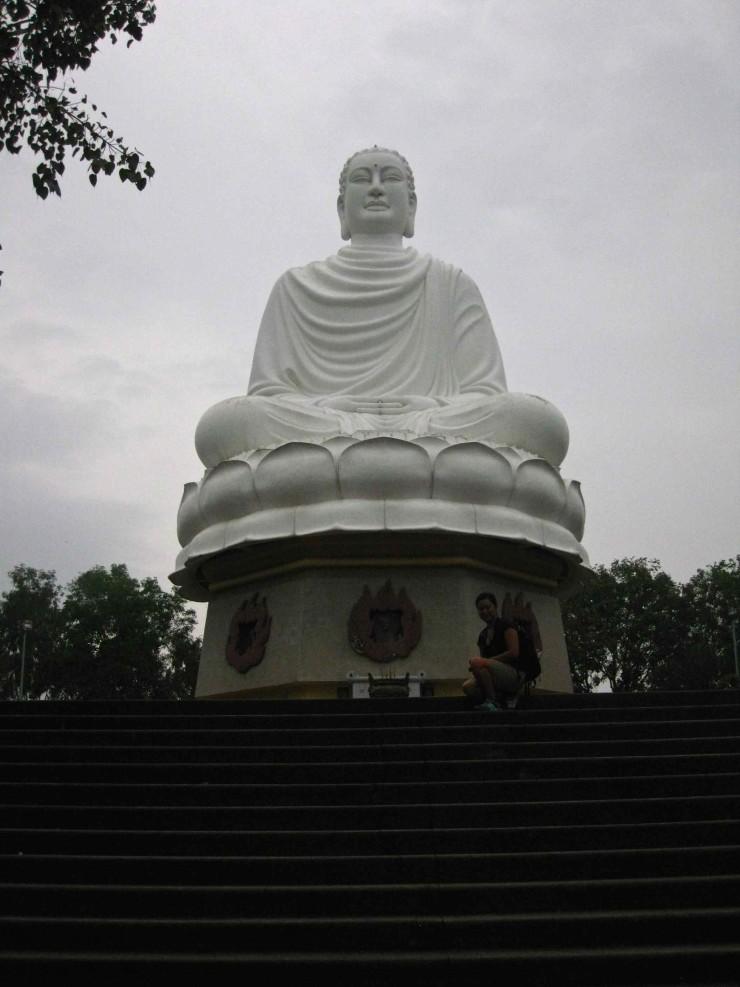 Buddha Nha Trang Vietnam