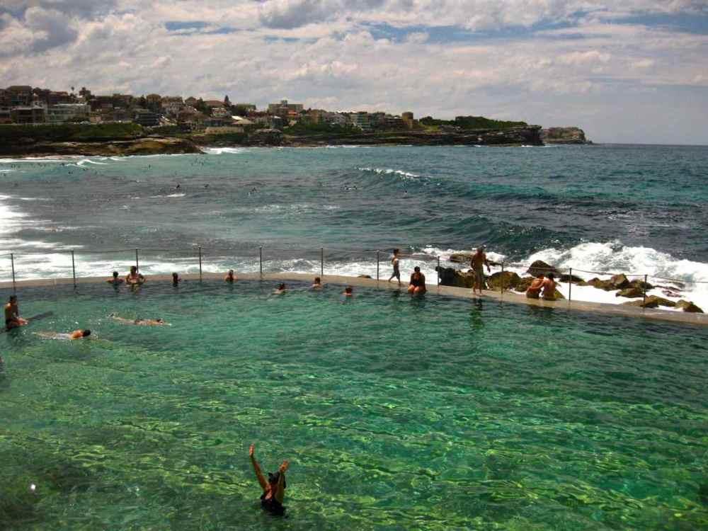 Bronte Beach Pool - Sydney Beaches