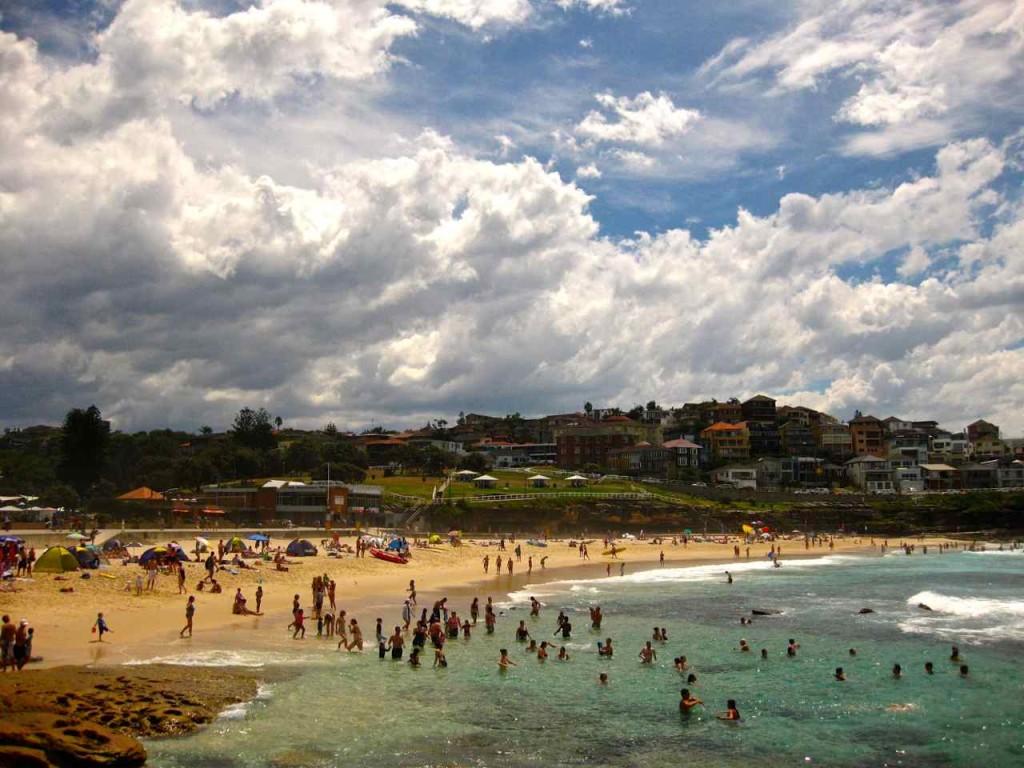 Bondi Beach - Sydney Beaches| www.rtwgirl.com