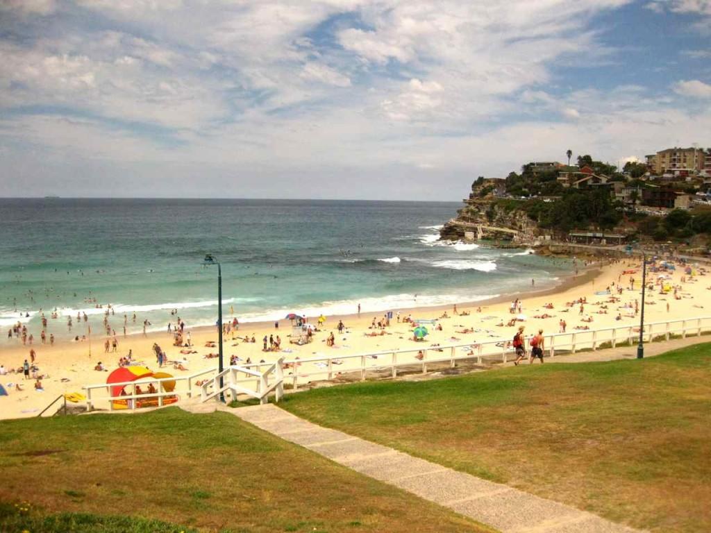 Bronte Beach - Sydney Beaches | www.rtwgirl.com