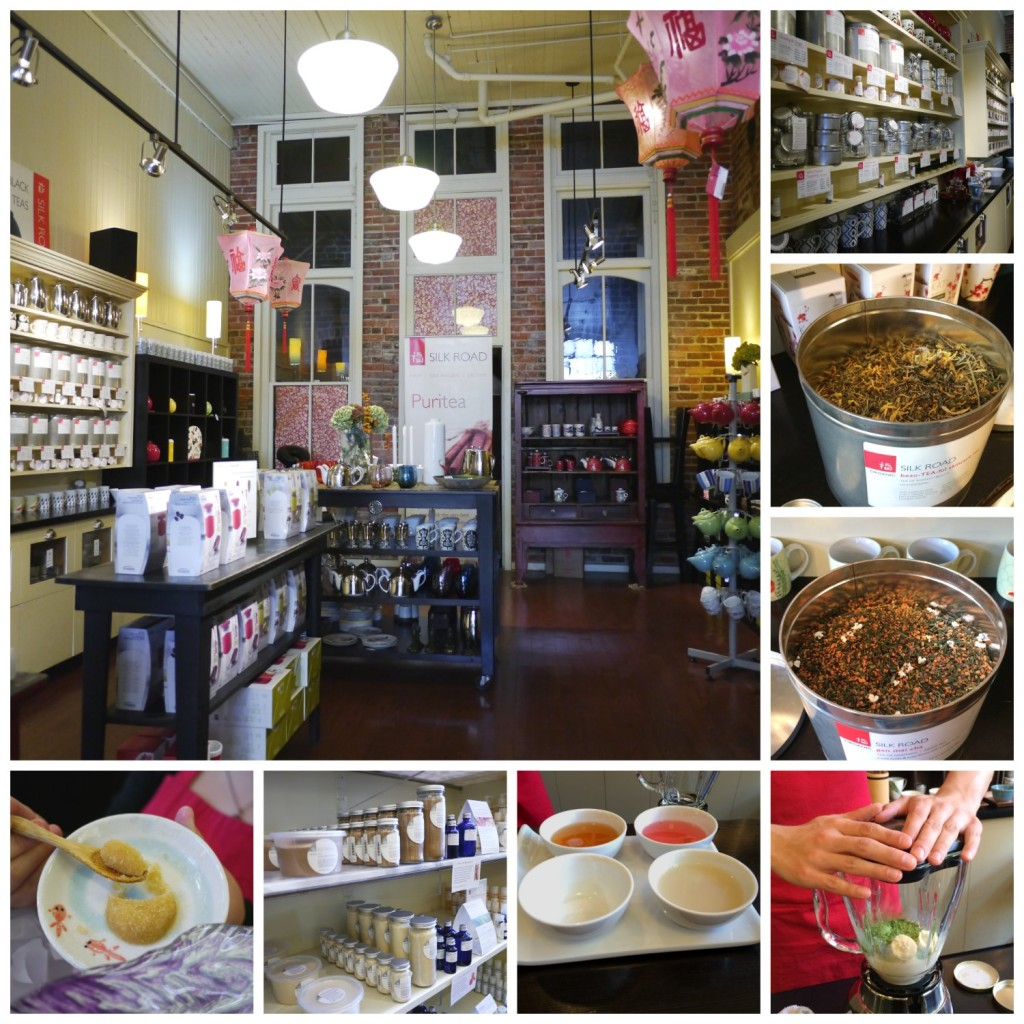 Silk Road Tea Victoria BC