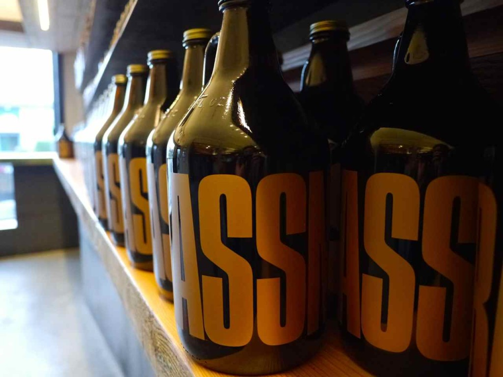 BC Craft Beer - Brassneck Brewery | www.rtwgirl.com