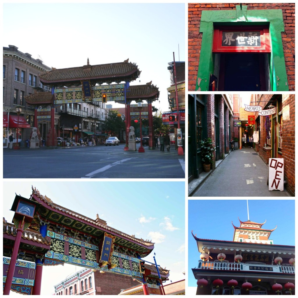 Canada's Oldest Chinatown