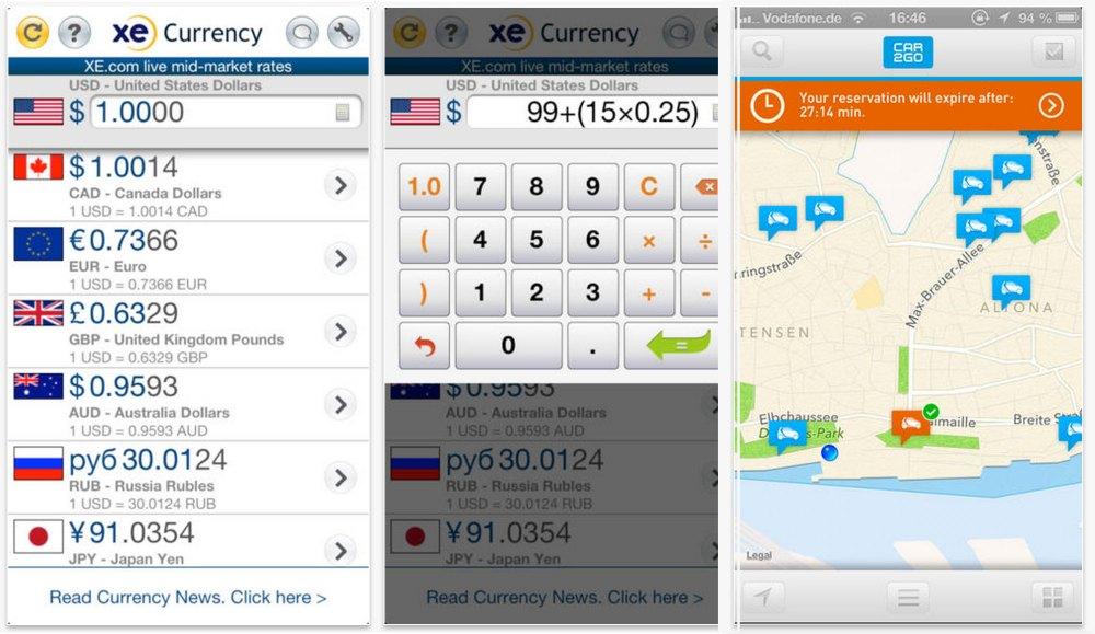 XE - Currency Exchange Calculator