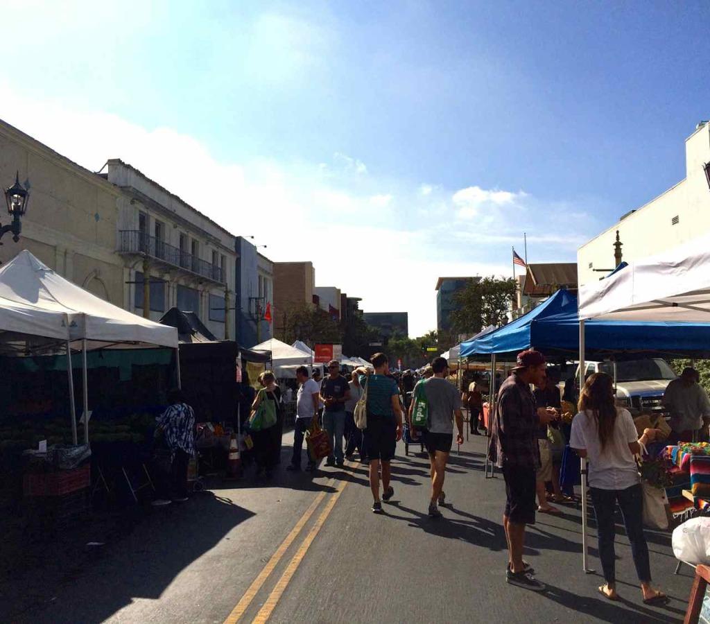 Hollywood Farmers Market - Los Angeles Farmers Markets