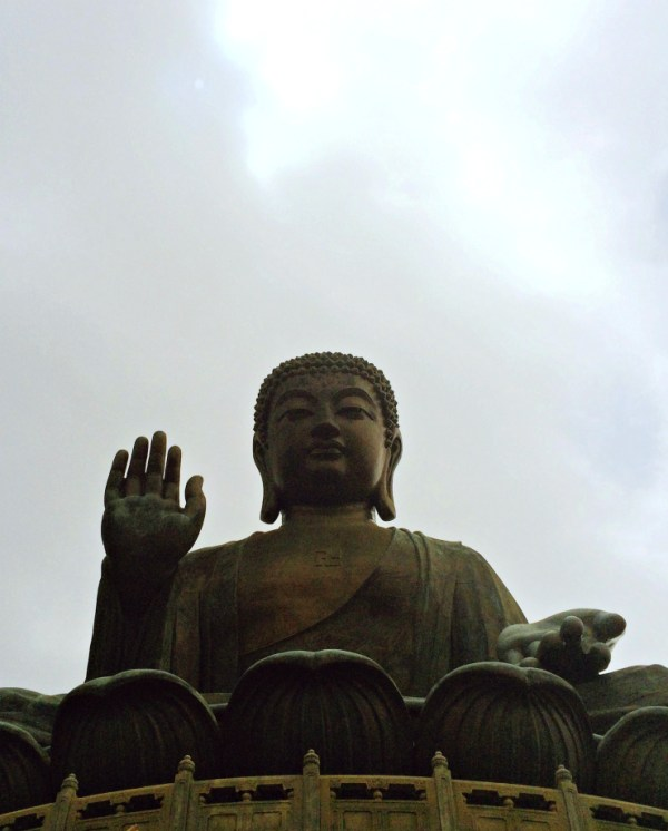 Buddha - Lantau Island Hong Kong   rtwgirl