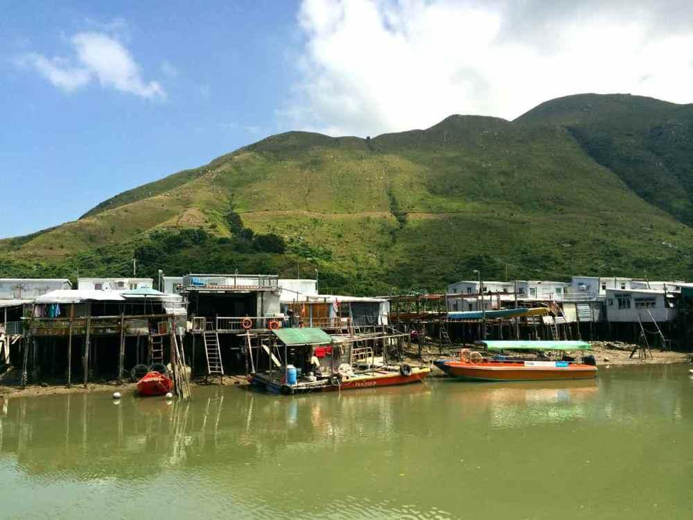 Tai O Fishing Village on Lantau Island   rtwgirl