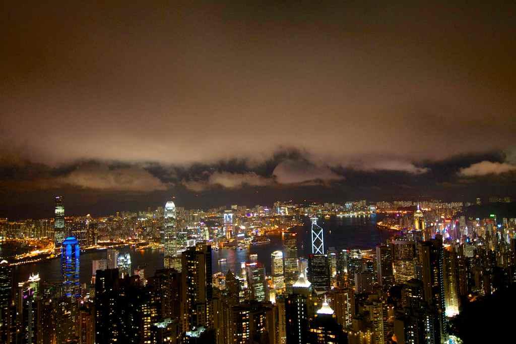 Victoria Peak - Hong Kong Views Not To Miss