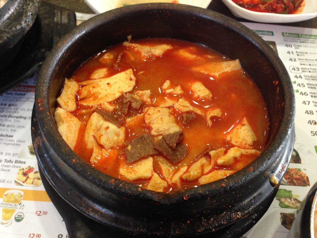 BCD Tofu House - Los Angeles Restaurants | www.rtwgirl.com