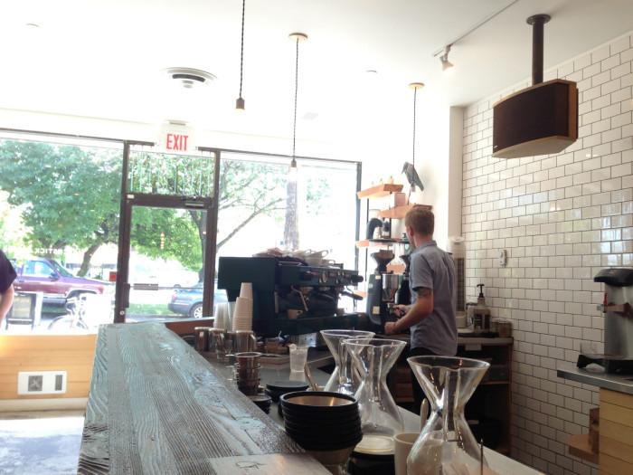 Matchstick Coffee Roaster Mount Pleasant
