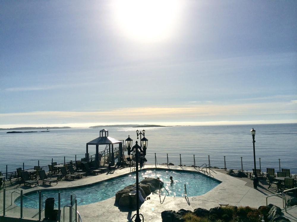 Oak Bay Beach Hotel Victoria Canada