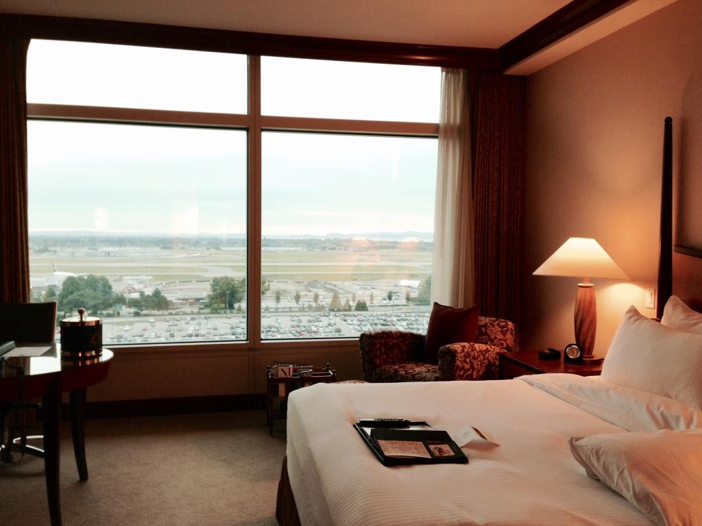 YVR Fairmont - Vancouver Hotel