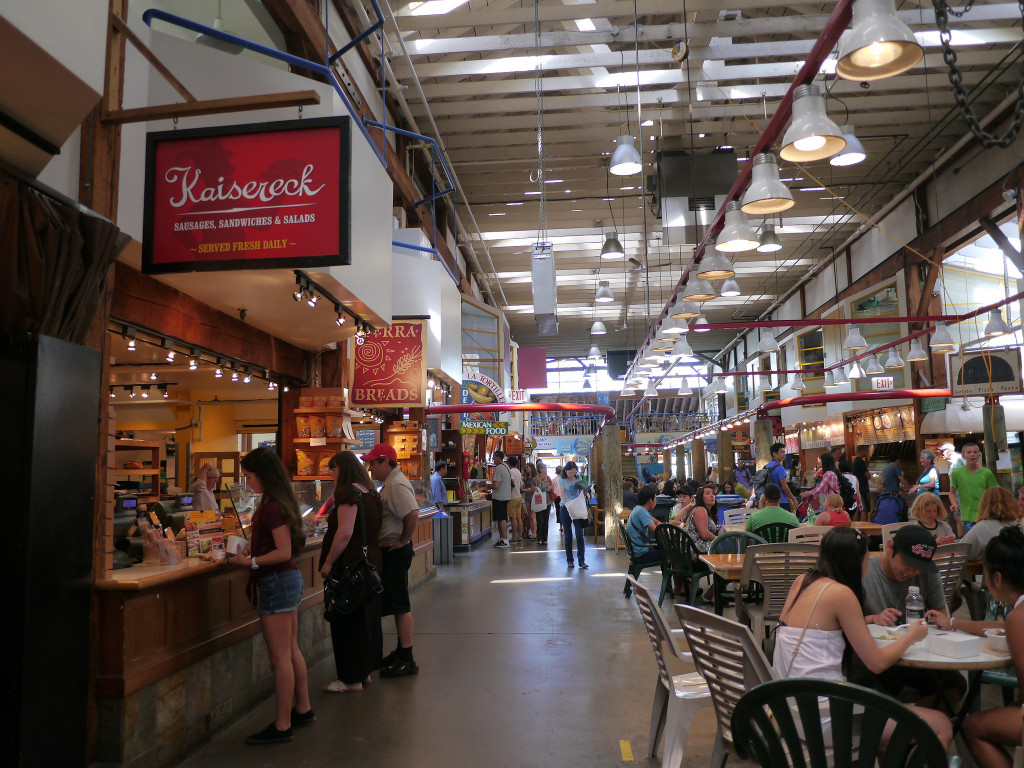 Granville Island - Best Things To Do On A Budget In Vancouver