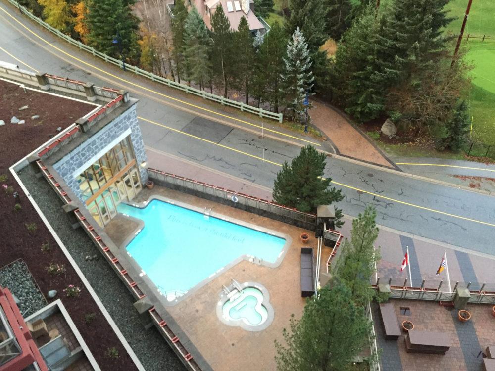 Westin Whistler Girlfriend Getaway - Pool
