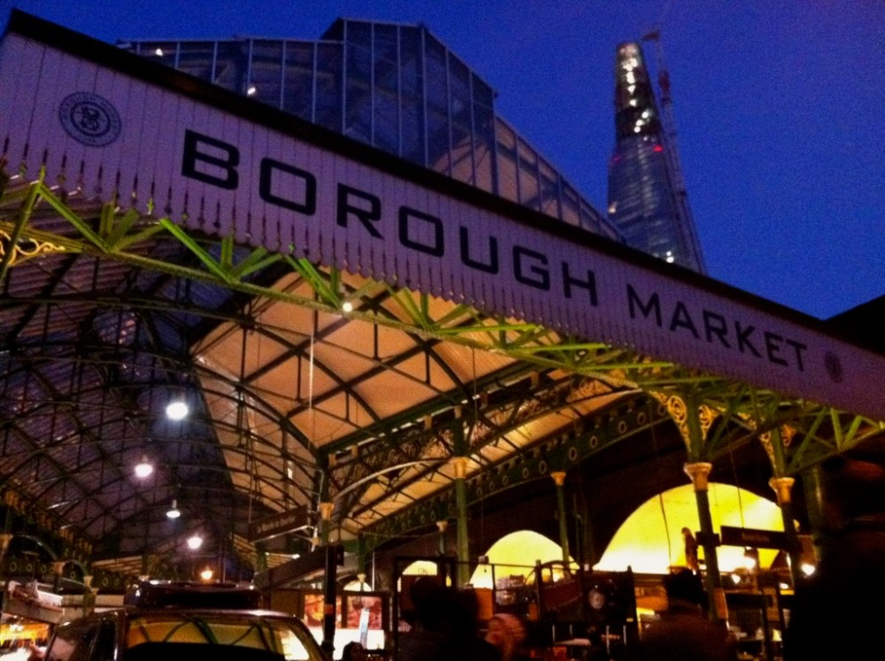 Borough Market London - Best Food Markets In The World