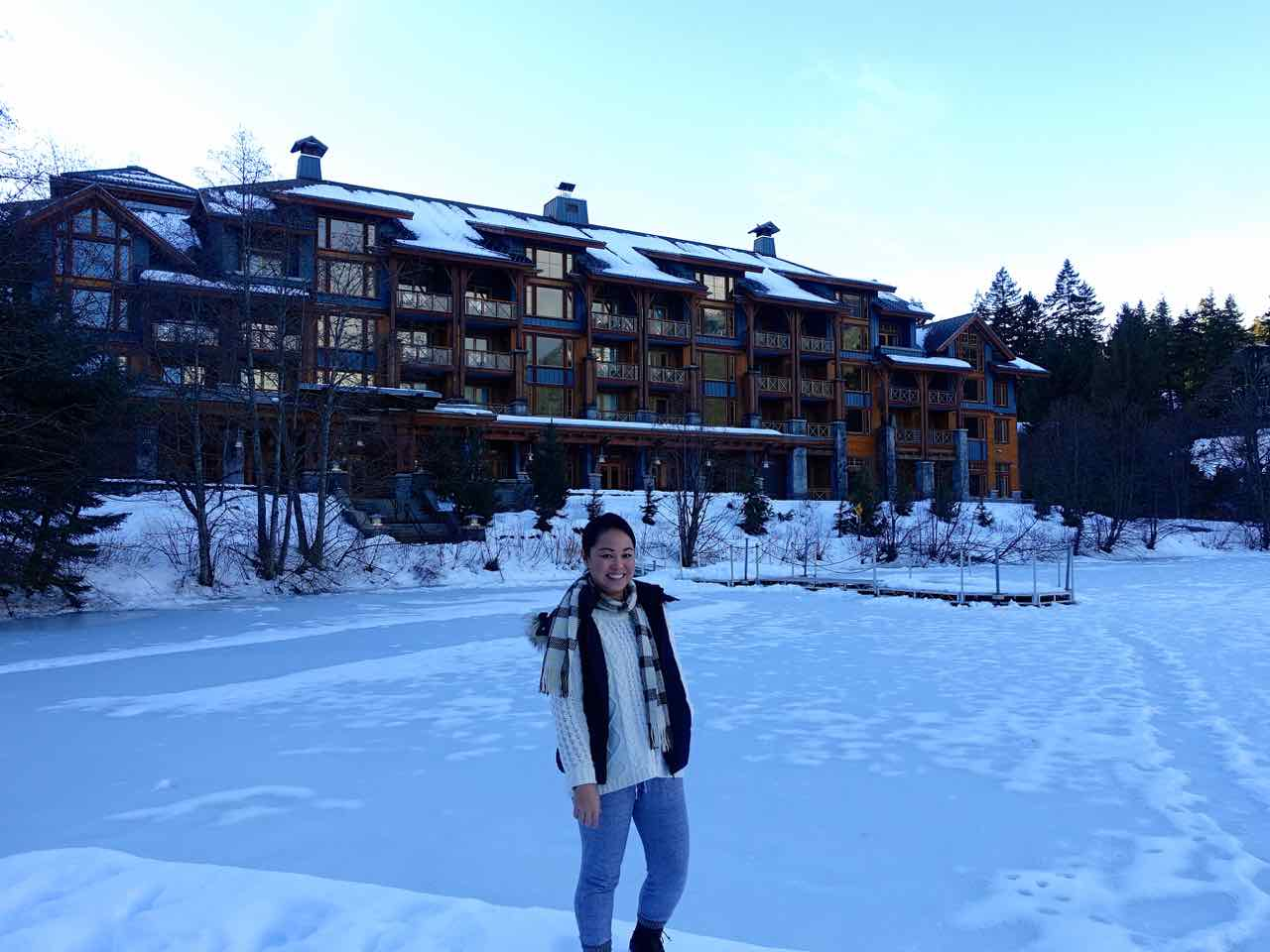 Nita Lake Lodge - Whistler girlfriend getaway