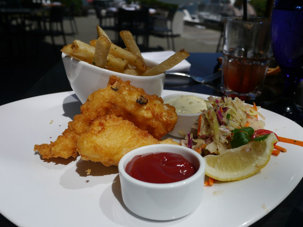 Dockside Restaurant Vancouver Canada