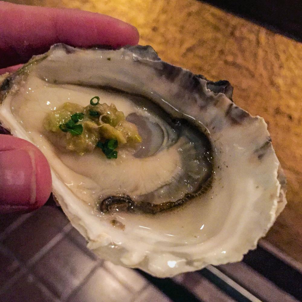 Bar Oso Oyster