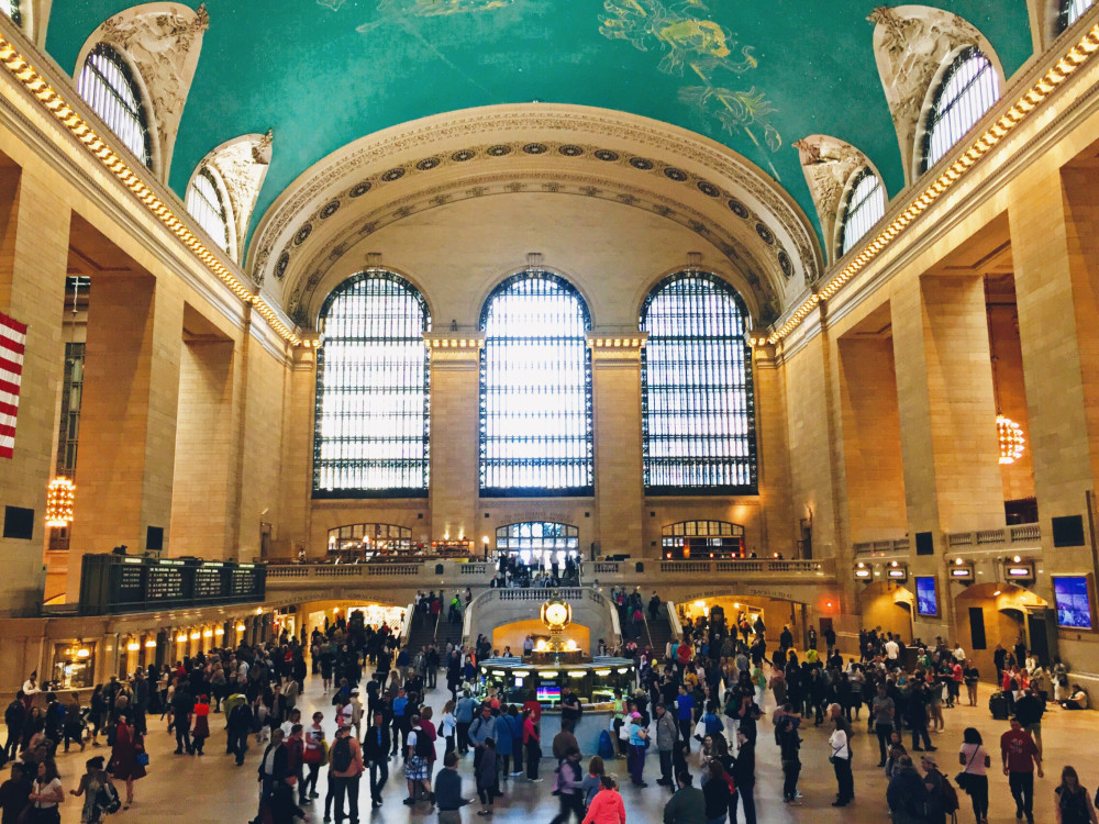 Grand Central Station - A New York Minute