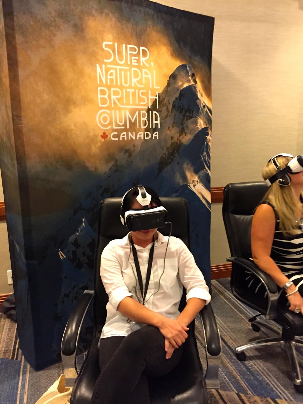 Hello BC Virtual Reality Trip