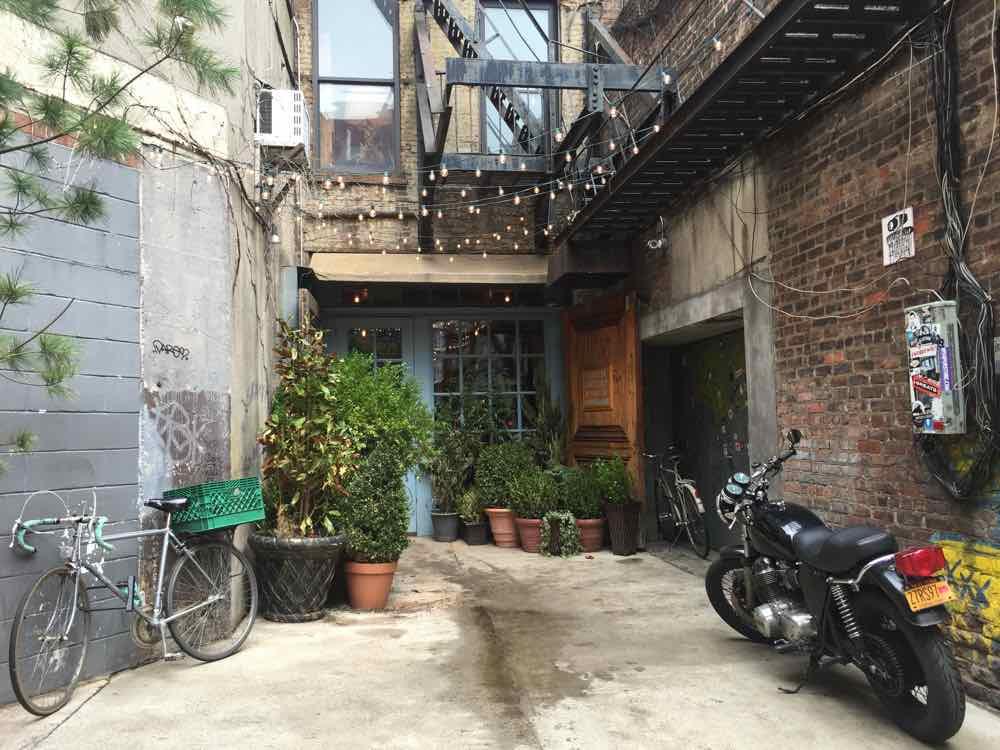 Freemans Alley