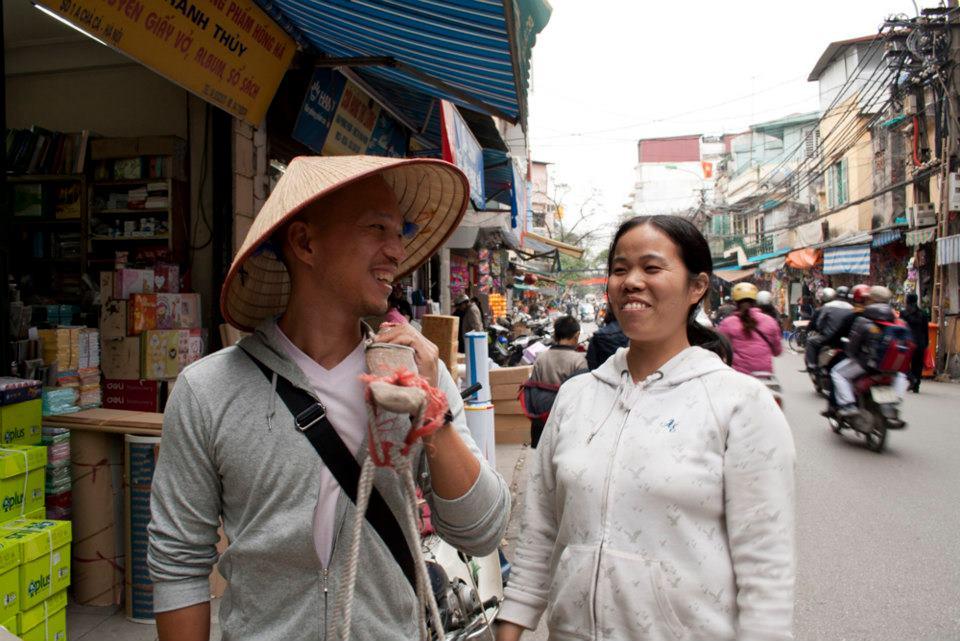 Exploring Old Quarter Vietnam